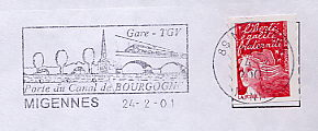 bridges on stamps