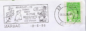 comic strip stamps