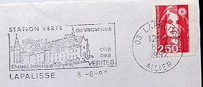 castles stamps