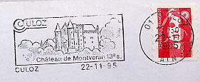 castles on stamps