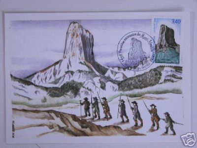 climbing stamps