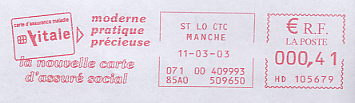 electronics on stamps