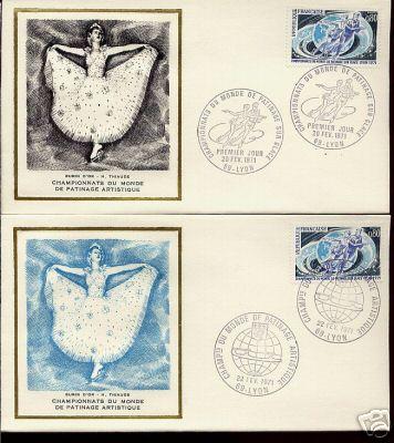 figure skating stamps