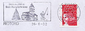 fishing on stamps