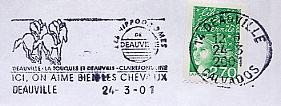 hippism horse stamps