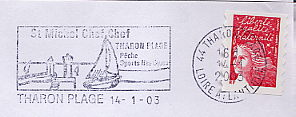 lighthouse on stamps