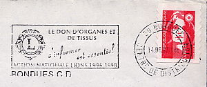 lions club stamps