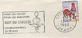medicine on stamp