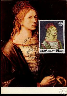 paintings stamps