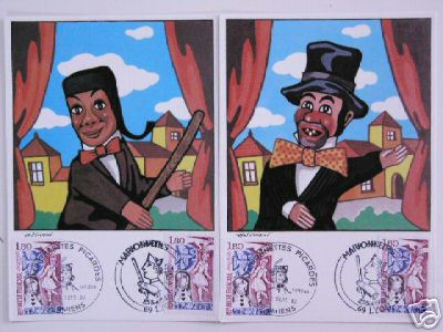puppets stamps