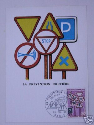 road safety stamps