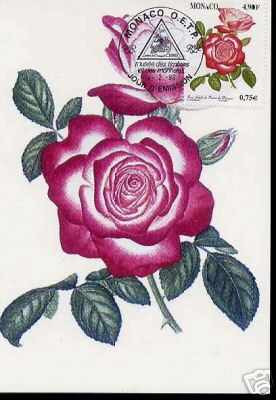 roses stamps