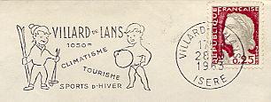 ski stamps