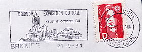 railroads on stamps